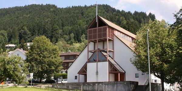Kirche St. Sebastian, Watzenegg Dornbirn