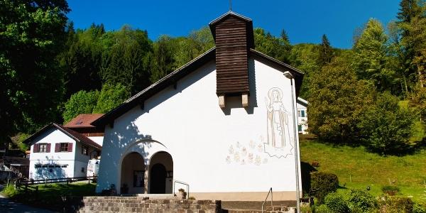 Fatimakirche Gütle Dornbirn