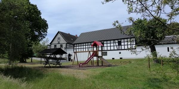 Spielplatz in Hilbersdorf
