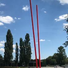 Pforzheim Uferpromenade