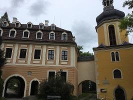 Foto Landschloss Zuschendorf