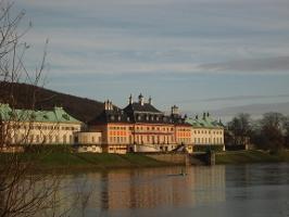 Foto Schloss Pillnitz