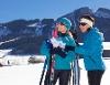 Loipe N2, vor der Alpspitze   - © Quelle: Nesselwang Marketing GmbH