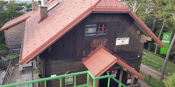 Kammersteiner Hütte