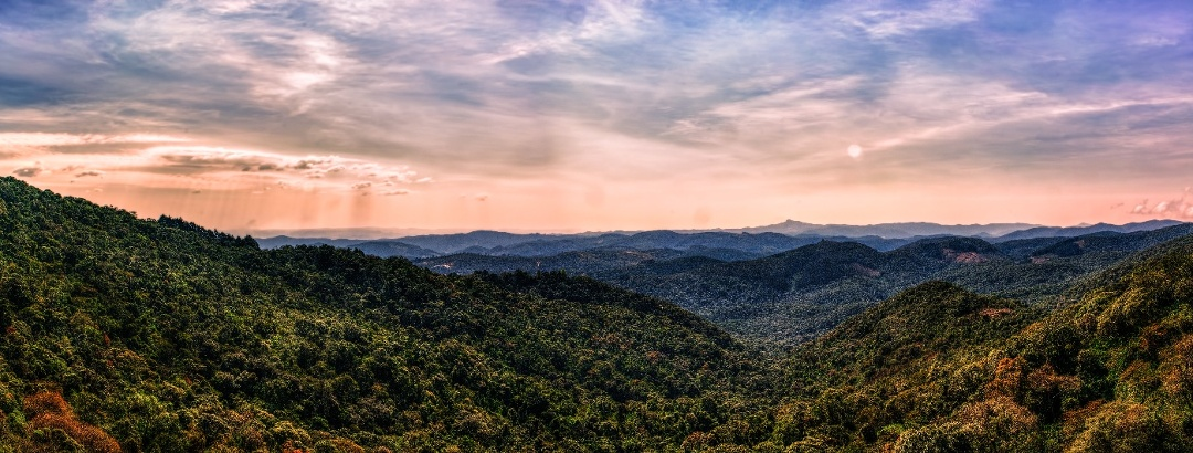 Trilha Pedra Redonda, Monte Verde, Minas Gerais - Brasil