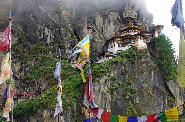 Paro-Taktsang-Kloster
