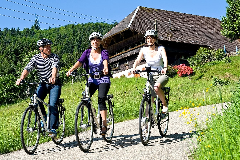 Genussradeln im Mittleren Schwarzwald