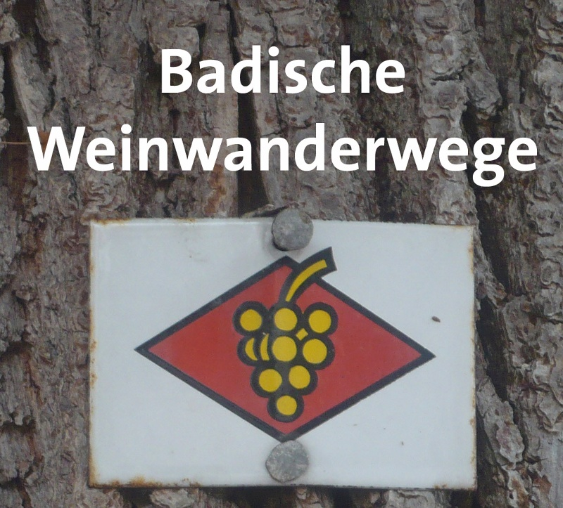 Badische Weinwanderwege