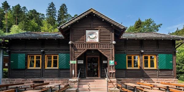 Kohlbachtalhütte