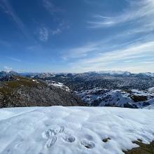 Ausblick vom Schneibstein