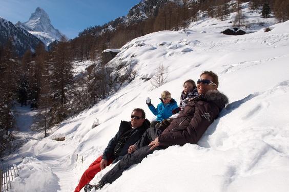 Zermatt-Furi (via Blatten) (Nr. 118)