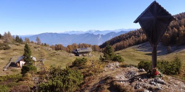 Anello delle malghe delle Dolomiti di Brenta