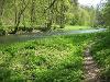 Flusslandschaft auf der 5. Etappe   - © Quelle: Hohenlohe + Schwäbisch Hall Tourismus e.V.