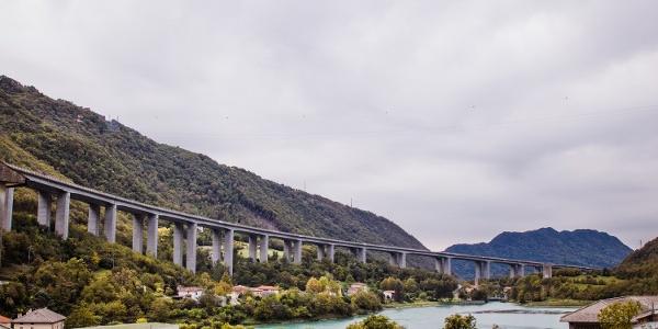 Parte della Val Lapisina