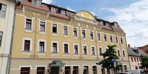 Hotel Goldner Löwe in Bad Köstritz