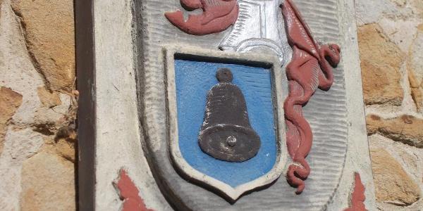 Schloss Dellwig - Wappen Lütgendortmund