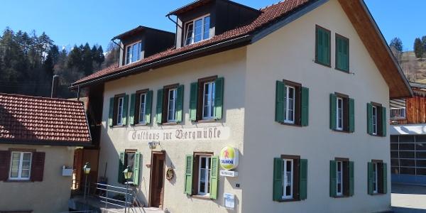 Restaurant Bergmühle Masein