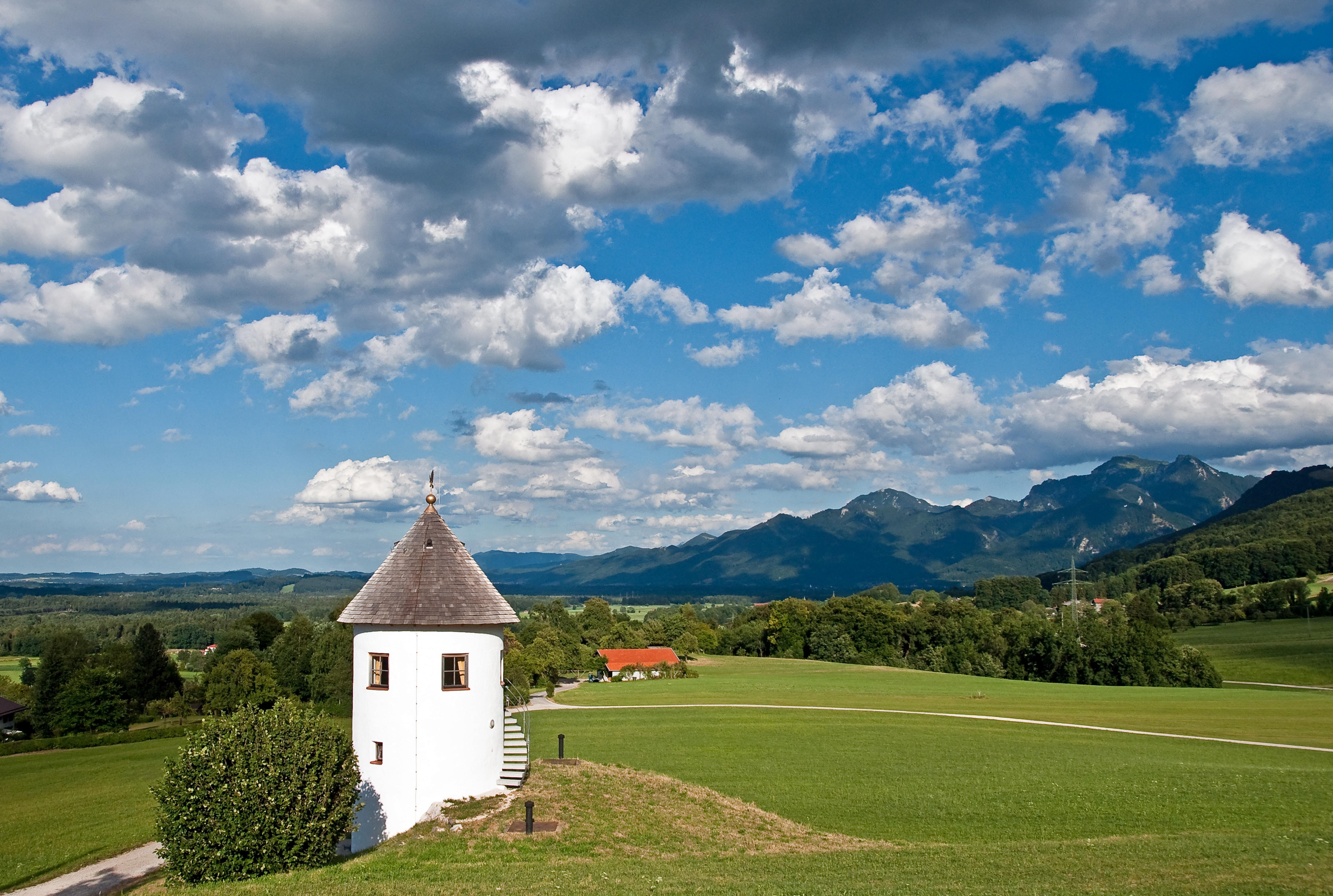 Aussichtspunkt Berghamer Wasserturm