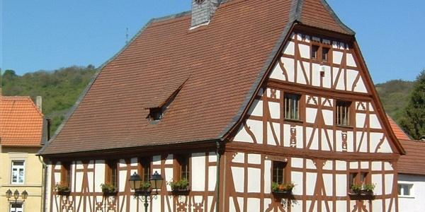 Historisches Radhaus