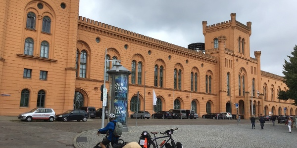 Schleifenroute - Schwerin Ministerium Inneres Europa Mecklenburg-Vorpommern