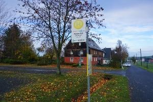 Foto Haltestelle Zollhäuser