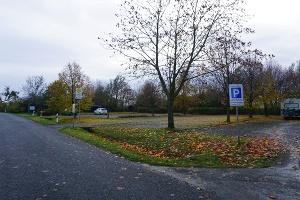 Foto Parkplatz Zollhäuser
