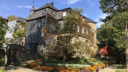 Schleifenroute - Siegen Schloss