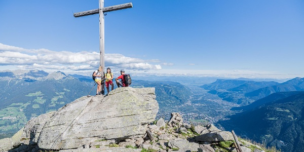 Cima Muta/ Mutspitze - Tirolo
