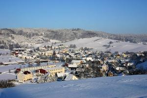 Foto Blick auf Saupsdorf