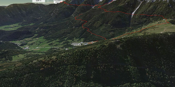 Wanderung in den Wiener Alpen: Schneeberg - die einsame schöne Runde über den Nandlsteig und Ostgrat
