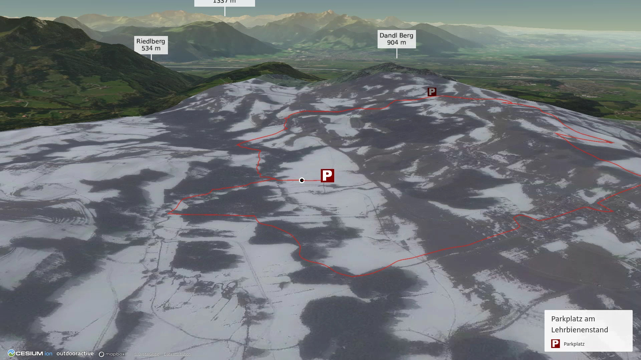 Themenweg im Chiemsee-Alpenland: Landwirtschaftsweg Talrunde