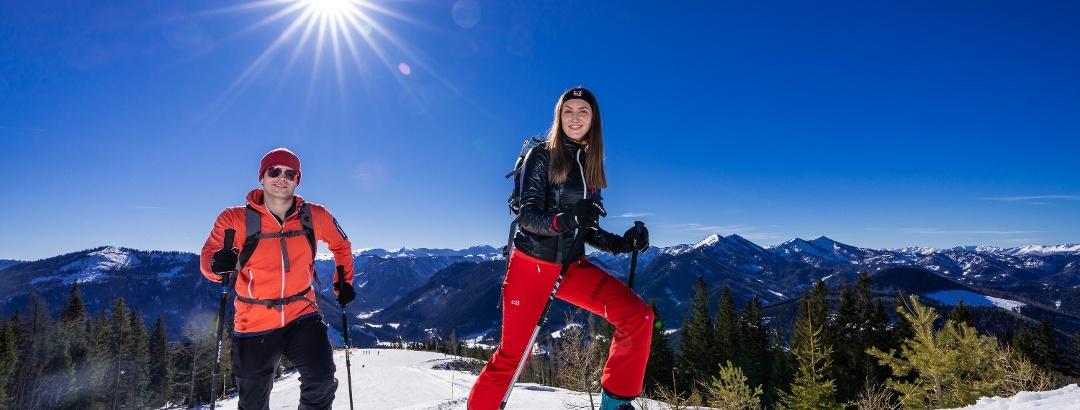 Skitour auf die Mariazeller Bürgeralpe