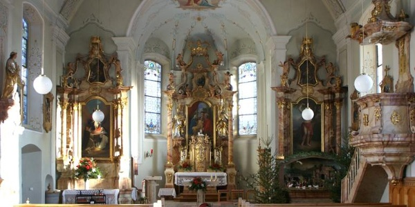 Egg, Katholische Pfarrkirche Heiliger Josef 1