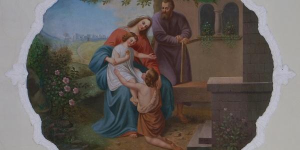 Egg, Katholische Pfarrkirche Heiliger Josef 2