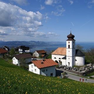 Eichenberg, Katholische Pfarrkirche Heiliger Bernhard