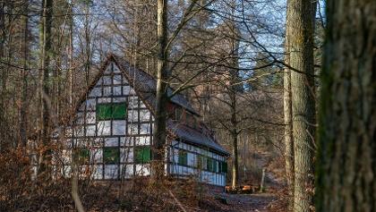 Richard Löwenherz Weg, Kletterhütte