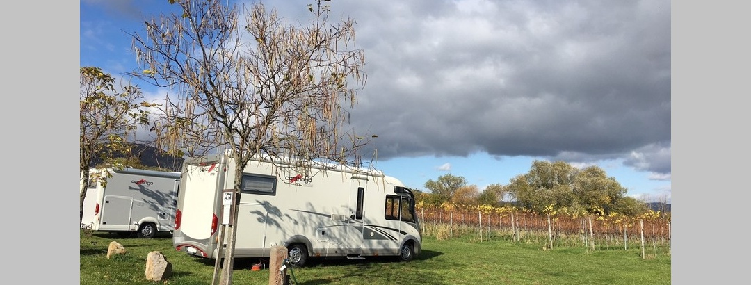 Wohnmobilstellplatz Weingut Erlenwein