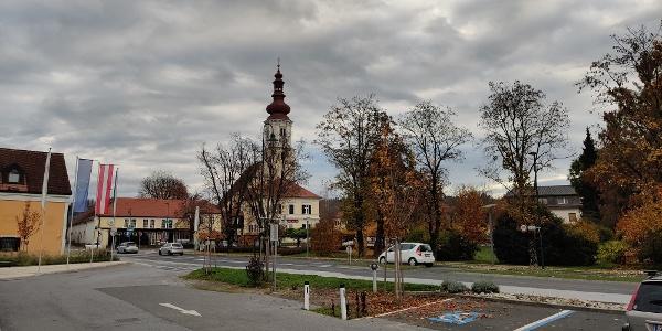 Fernitz - Erzherzog Johann-Platz