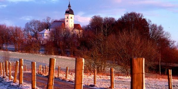 Weg nach Allersdorf
