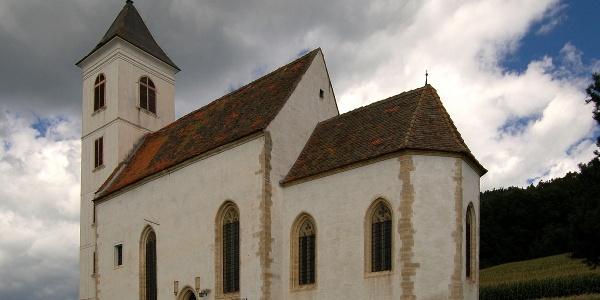 Wallfahrtskirche St. Anna am Fuße des Masenbergs