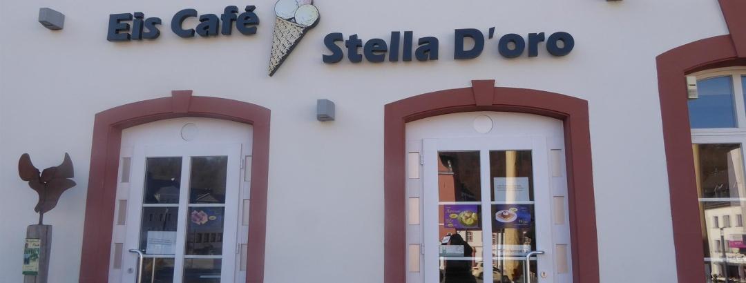 Eiscafe Stella D'oro, Prüm