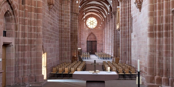Stiftskirche Innen