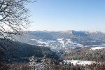 Blick vom Heersberg nach Albstadt-Laufen