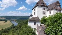 Panoramaweg mit Blick ins Wesertal (Bo 3)