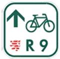 Hessischer Radfernweg R9 - Odenwald-Querung von Worms nach Obernburg