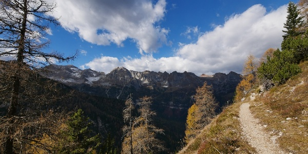 Bergtour im Trentino: Über die Cima d´Inferni