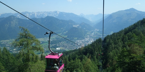 Katrin Cable Car and views Bad Ischl