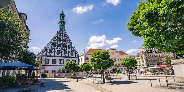 Marktplatz Zwickau