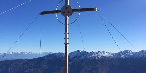 Croce meteologica di Ciardes