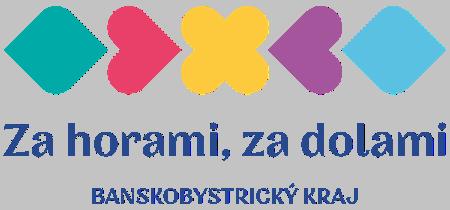 Logo Banskobystrický kraj Turizmus